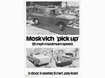 Moskvich 434 Pick Up