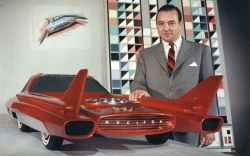 Макет Ford Nucleon 1957 года